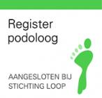 registerpodoloog